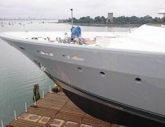 Trafalgar-Shipyard-Lady-A-bow