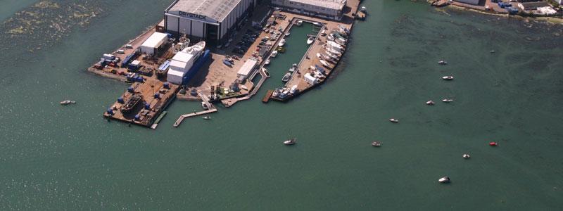 Yacht Moorings Trafalgar Marina Portsmouth Harbour