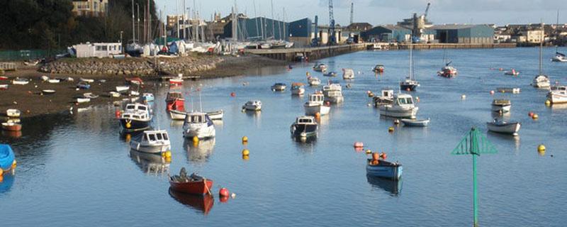 Yacht Moorings Trafalgar Wharf Portsmouth Harbour