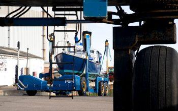 Free boat storage for 30 days at Trafalgar Boatyard