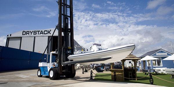 Drystack Boat storage Portsmouth